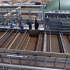 View of SIGMADAF's BIODAF equipment in the Industrial Wastewater Treatment Plant of Congelados Navarra